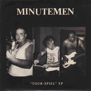 Minutemen - Tour Spiel USED 7