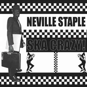 Neville Staple ‎- Ska Crazy! NEW LP