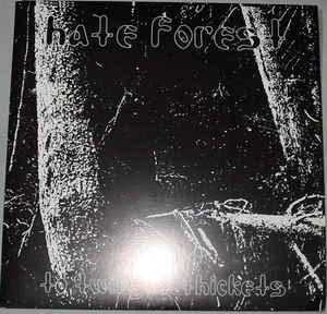 Hate Forest ‎- To Twilight Thickets USED LP