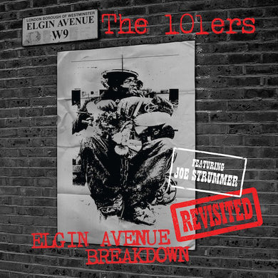 101ers, The - Elgin Avenue Breakdown Revisited NEW LP