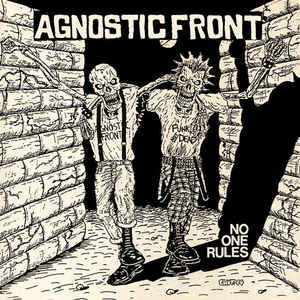 Agnostic Front - No Rules USED LP