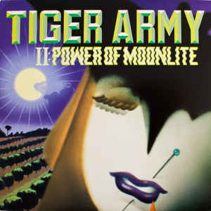 Tiger Army - Power Of Moonlite USED LP