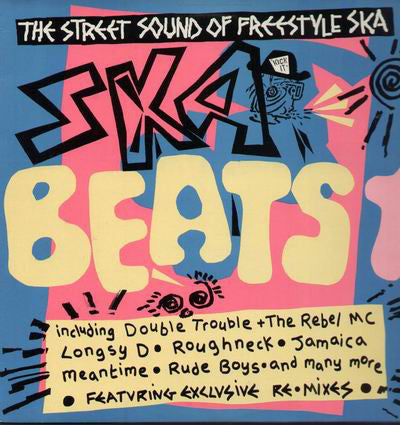 Comp ‎– Ska Beats 1 USED LP