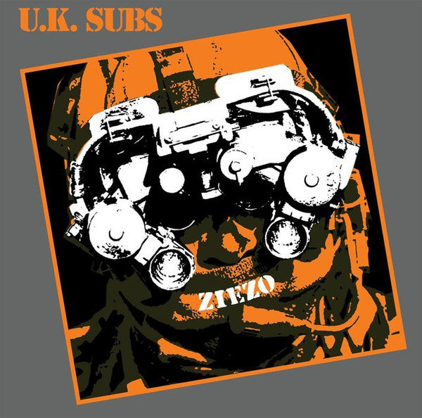 U.K. Subs - Ziezo NEW CD
