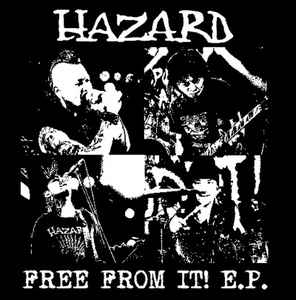 Hazard - Free From It USED 7