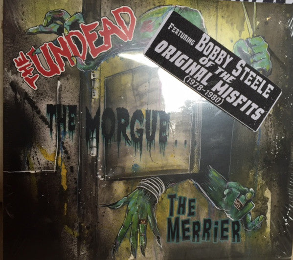 Undead, The - The Morgue...The Merrier NEW CD