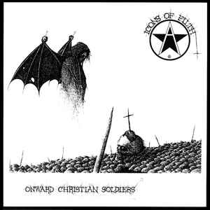 Icons Of Filth - Onward Christian Soldiers (black/white vinyl) NEW LP