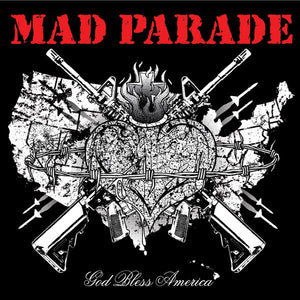 Mad Parade - God Bless America NEW LP