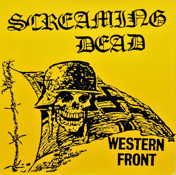 Screaming Dead - Western Front  NEW 7