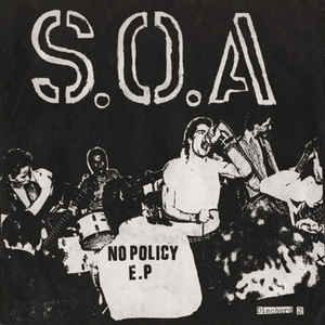 SOA - No Policy USED 7