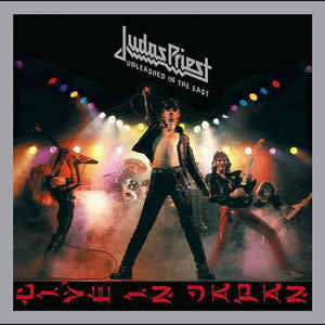 Judas Priest ‎– Unleashed In The East (Live In Japan) USED CD