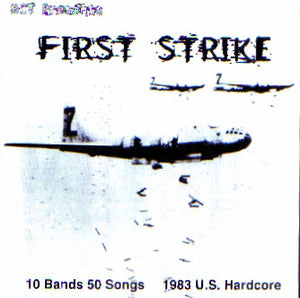 Comp - First Strike NEW CD
