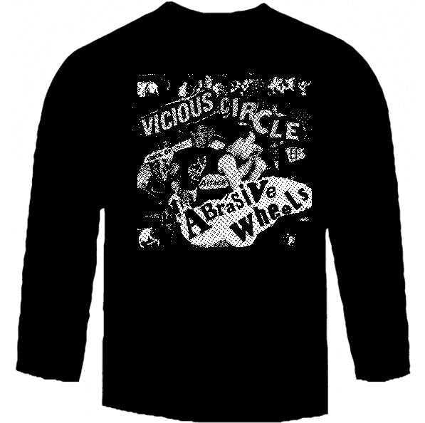 ABRASIVE WHEELS VICIOUS long sleeve