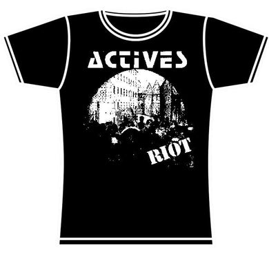 ACTIVES GIRLS TSHIRT