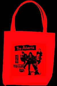 ADVERTS GARY tote