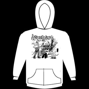 AGRESSION BAND hoodie