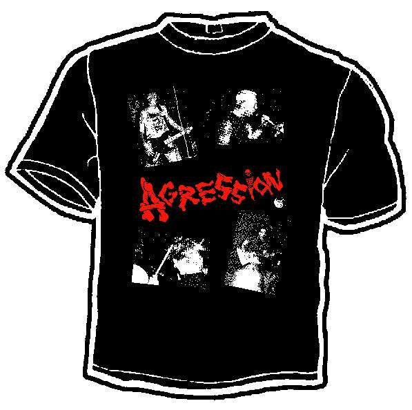 AGRESSION PIC shirt
