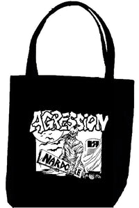 AGRESSION RAIL tote