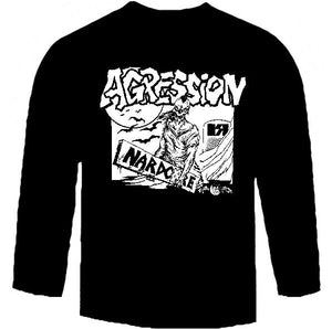 AGRESSION RAIL long sleeve