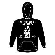 ALL THE ARMS hoodie