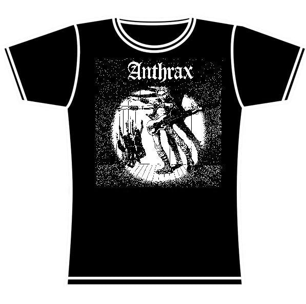 ANTHRAX GIRLS TSHIRT