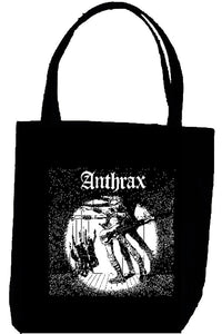 ANTHRAX tote