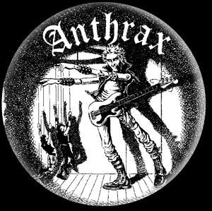 ANTHRAX button