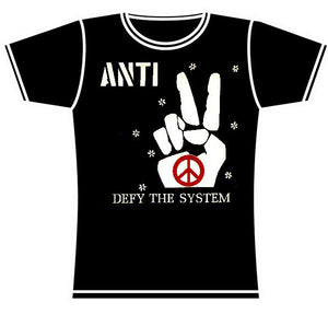 ANTI GIRLS TSHIRT