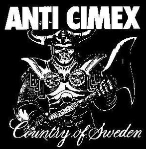 Anti Cimex Sweden patch