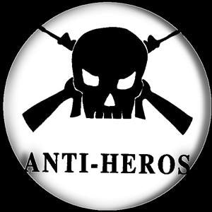ANTI HEROS button