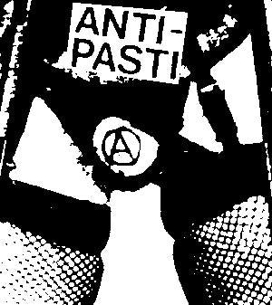 ANTI PASTI CROTCH patch
