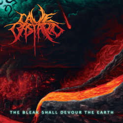 Cave Bastard - The Bleak Shall Devour The Earth NEW METAL LP