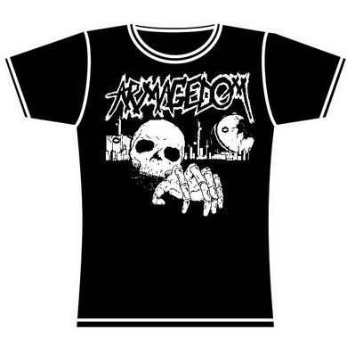 ARMEGEDOM GIRLS TSHIRT