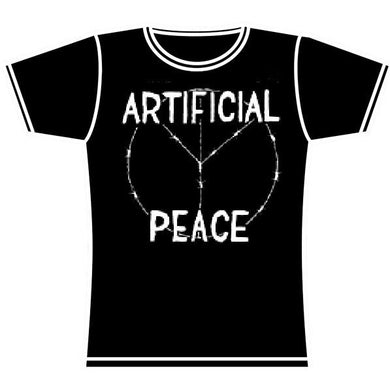 ARTIFICIAL PEACE GIRLS TSHIRT