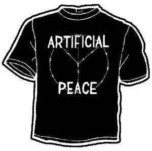 ARTIFICIAL PEACE shirt