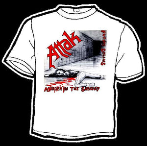 ATTAK shirt