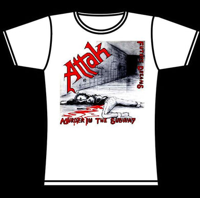 ATTAK GIRLS TSHIRT