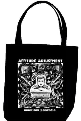 ATTITUDE ADJUSTMENT tote