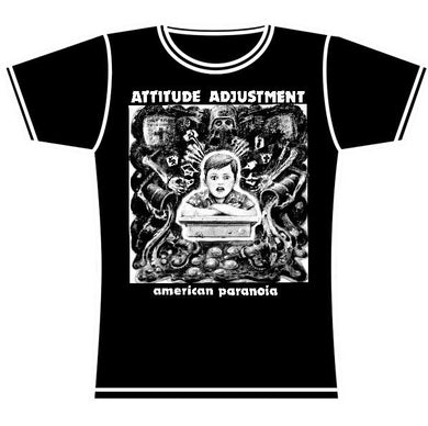 ATTITUDE ADJUSTMENT GIRLS TSHIRT
