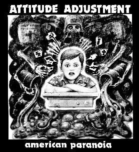 ATTITUDE ADJUSTMENT back patch