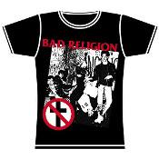 BAD RELIGION GIRLS TSHIRT