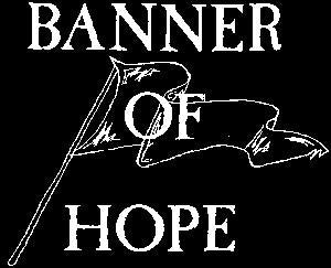 BANNER OF HOPE patch