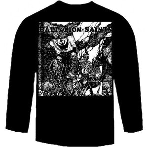 BATTALION OF SAINTS FIGHT long sleeve