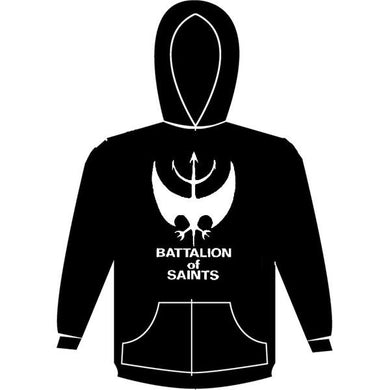 BATTALION OF SAINTS LOGO hoodie