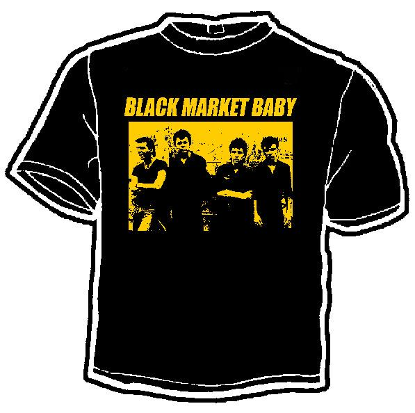 BLACK MARKET BABY shirt