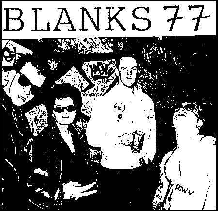 BLANKS 77 PIC patch