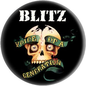 BLITZ VOICE button