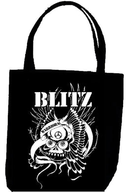 BLITZ WARRIORS tote