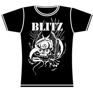 BLITZ WARRIORS GIRLS TSHIRT
