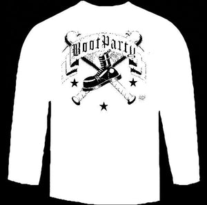 BOOT PARTY long sleeve